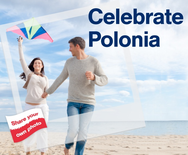 Check out Lufthansa Polonia contest for a chance to win tickets to Poland and more. Register now at http://www.lufthansa.com/polonia