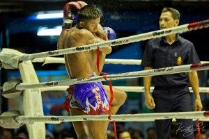 The Drunken Muay Thai Master