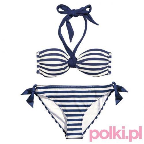 Kostiumy kąpielowe 2014, H&M