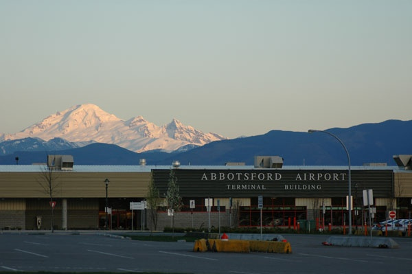 Abbotsford Airport!