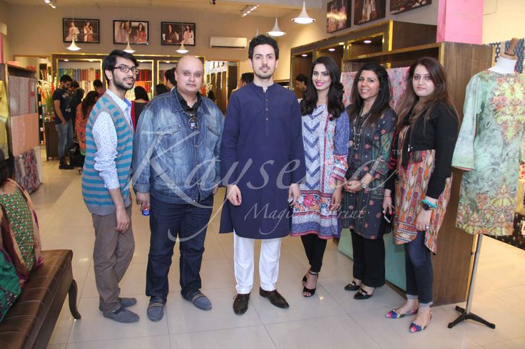 Exclusive #meet & #greet with bloggers for Kayseria's SS collection 2016 Vol1.