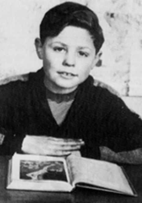 Your favorite rock stars when they were children Marc Bolan | Dangerous Minds