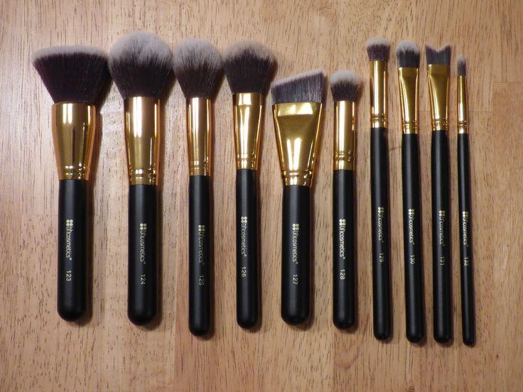 Christina's Chic Corner: BH Cosmetics Brush Set Review 2