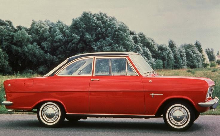 1963 Opel Kadett A Coupe