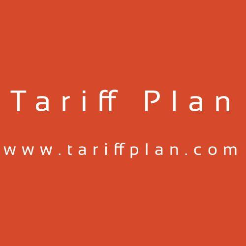 Tariff Plan for Postpaid & Prepaid