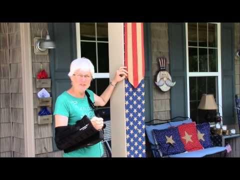 207 best patriotic front porches images on pinterest