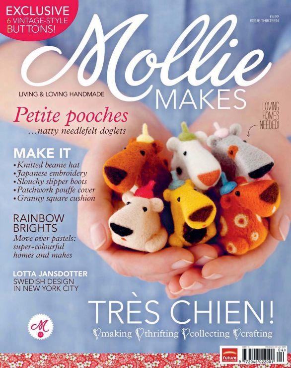 Mollie Makes 2012-13. Обсуждение на LiveInternet - Российский Сервис Онлайн-Дневников