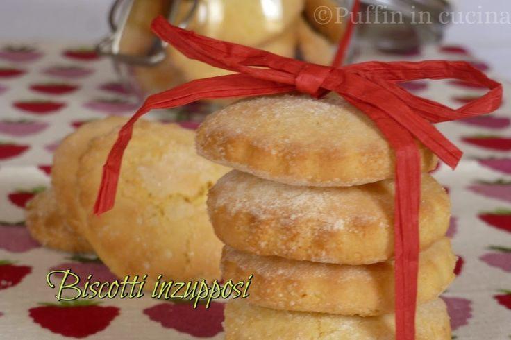 Biscotti inzupposi per la colazione. Facili e buoni.