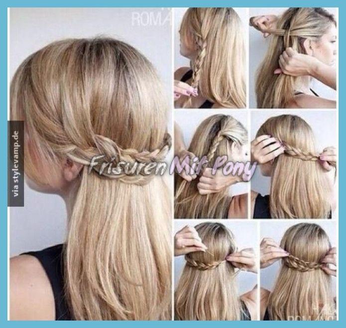Einfache Frisuren Trends 2018 Stilvoll Und Gut Aussehen Ist Das Was Jede Frau Mochte Hubsch Aussehende Un Geflochtene Frisuren Flechtfrisuren Coole Frisuren