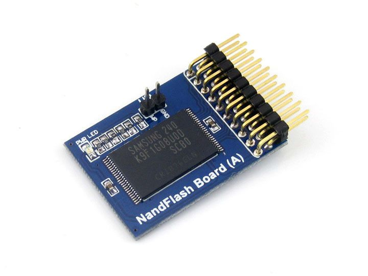 $5.91 (Buy here: https://alitems.com/g/1e8d114494ebda23ff8b16525dc3e8/?i=5&ulp=https%3A%2F%2Fwww.aliexpress.com%2Fitem%2FK9F1G08U0D-Nand-Flash-NandFlash-module-Flash-memory-module%2F32616367821.html ) K9F1G08U0D Nand Flash NandFlash module Flash memory module for just $5.91