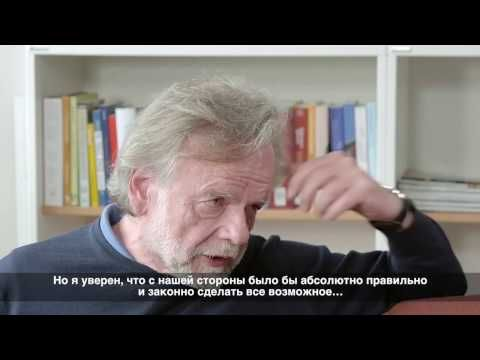 #StopJWBan Почетный профессор религиоведения в Лейпциге о суде над Свидетелями Иеговы в России - YouTube (Deutsch)