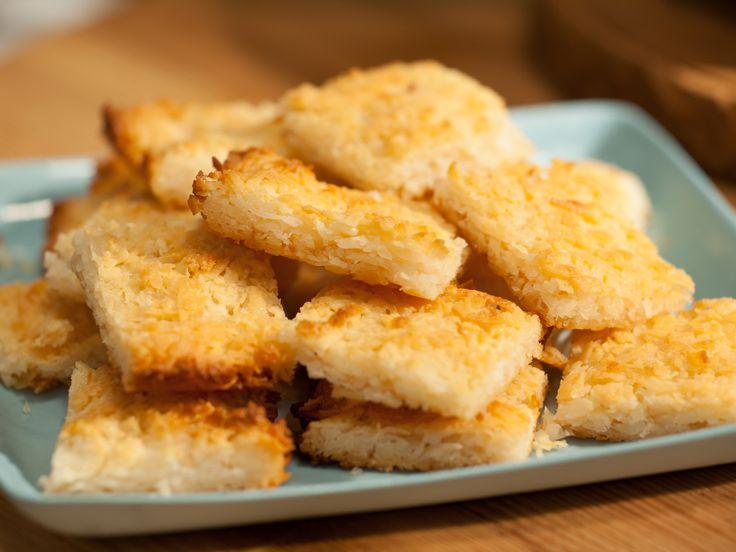 Cocada: Easy Coconut Bark Recipe : Marcela Valladolid : Food Network - FoodNetwork.com