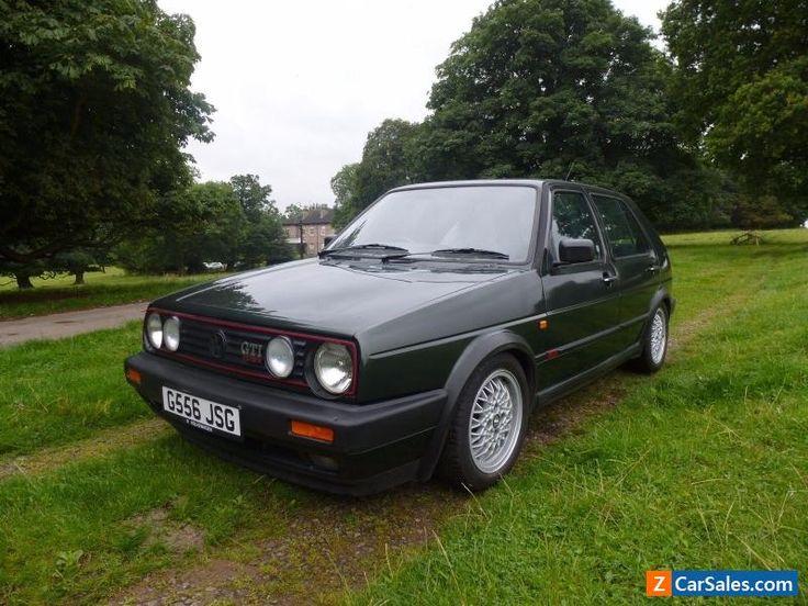 VW Golf GTI  MK2 16v #vwvolkswagen #golf #forsale #unitedkingdom