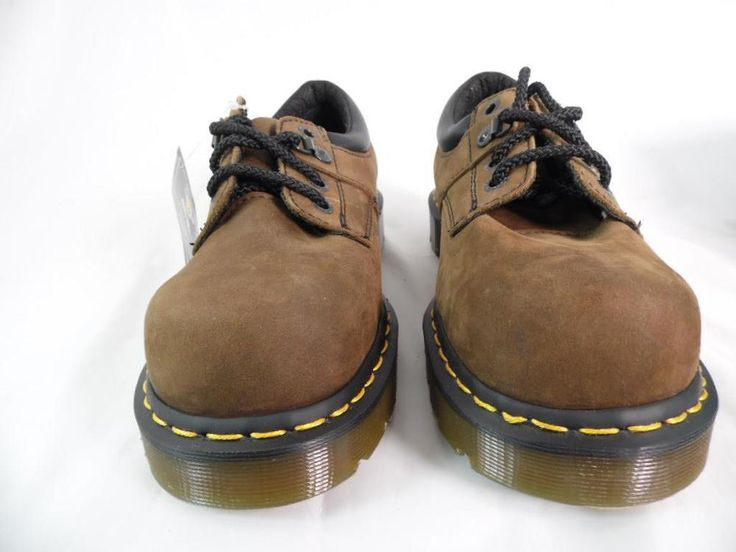 DR MARTENS 8833 DM'S INDUSTRIAL STEEL TOE SAFETY ANSI RATED PADDED COLLAR UK 7 | Clothing, Shoes & Accessories, Men's Shoes, Casual | eBay!
