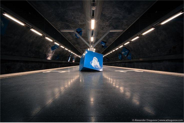 17 best images about metro estocolmo suecia on pinterest - Metro de estocolmo ...