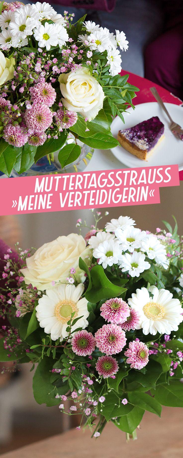 Muttertagsstrauß Meine Verteidigerin Muttertag Blumen Online Blumen
