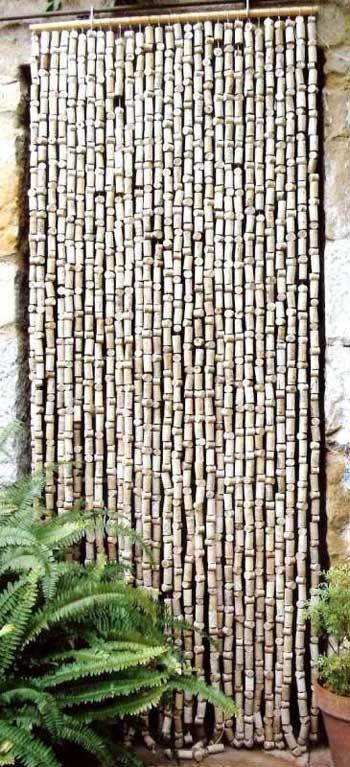 50 Ideas DIY para decorar con tapones de corcho reciclados | Mil Ideas