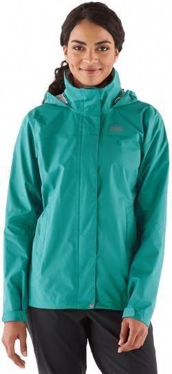 e1ad0fd31 REI Co-op Women's Rainier Rain Jacket Sea Glass XL ...