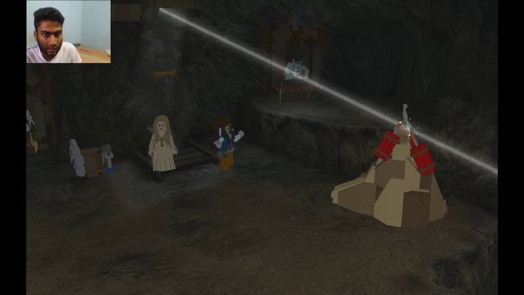 Laziest Gameplay....|Lego Pirates of the Caribbean