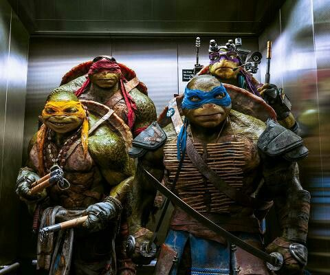 #Movie #Tortugas Ninja
