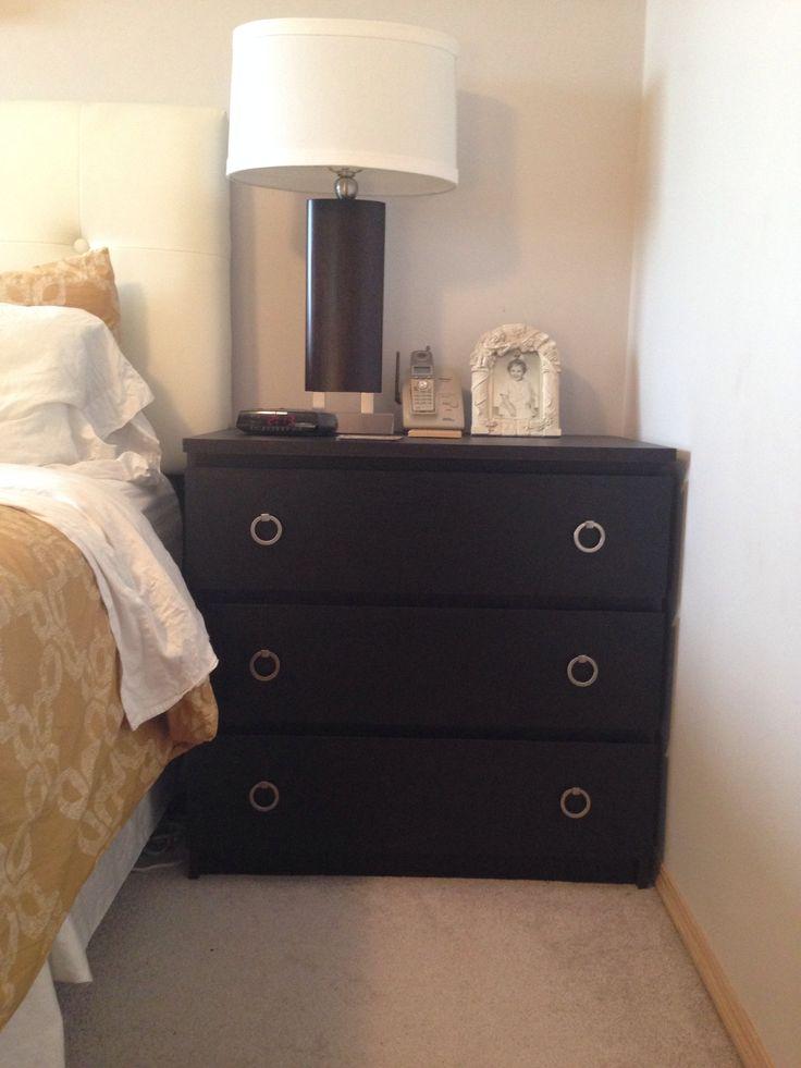 My Ikea Malm Dresser Makeover Master Bedroom Pinterest