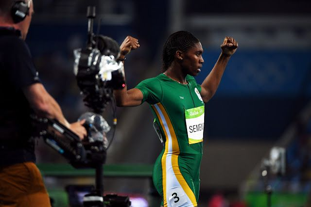 Rio Olympics: Caster Semenya Leaves No Doubt in 800