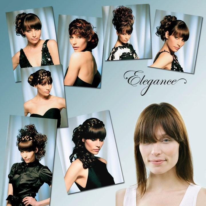 Whats your hairdo? Want a quick fix? Use the Balmain Hair Elegance Collection for 5 minute solutions!
