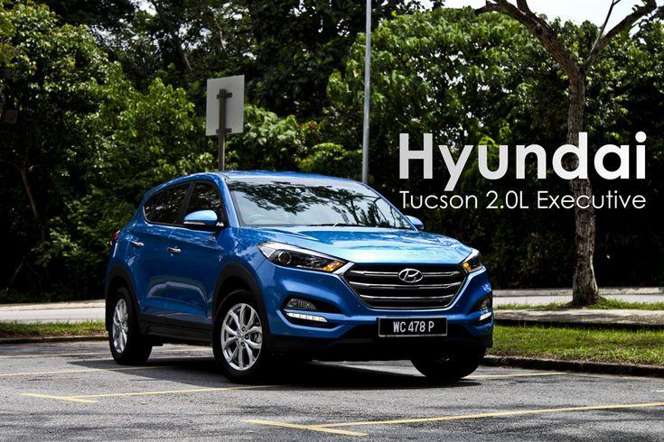 Hyundai Tucson —— New era for the great Korea automotive maker!
