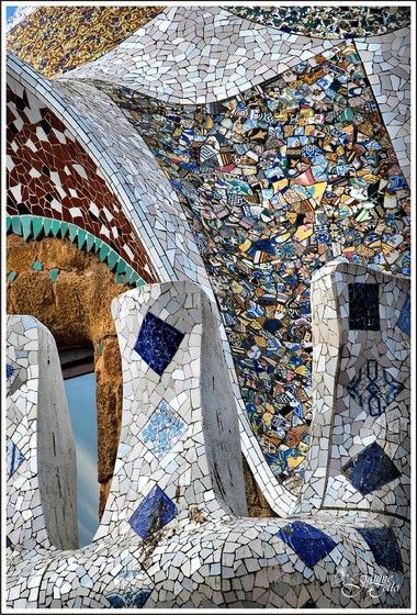 https://www.facebook.com/pages/Barcelona-FULL-HD/718332634857869Parc Güell, Gaudi, Barcelona (Jaume Tello) #Catalonia