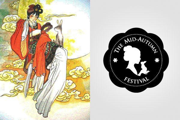Chang'E - The Mid-Autumn Festival by Jason Q., via Behance