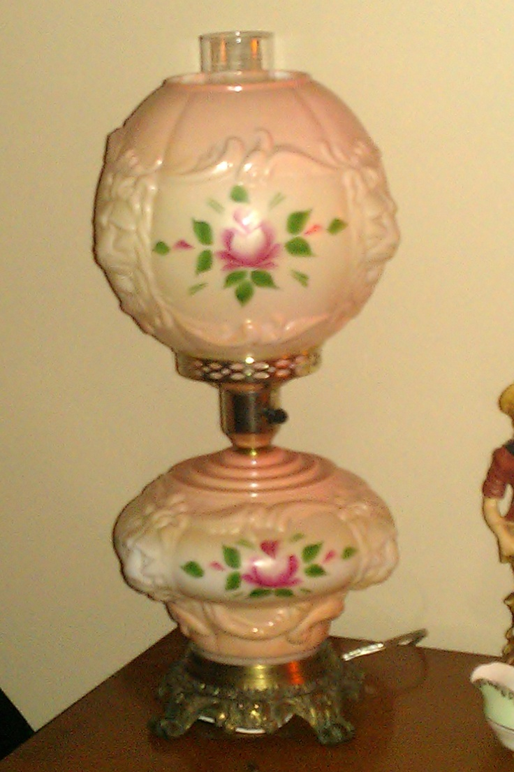 52 Best Images About Gone With The Wind Lamps On Pinterest