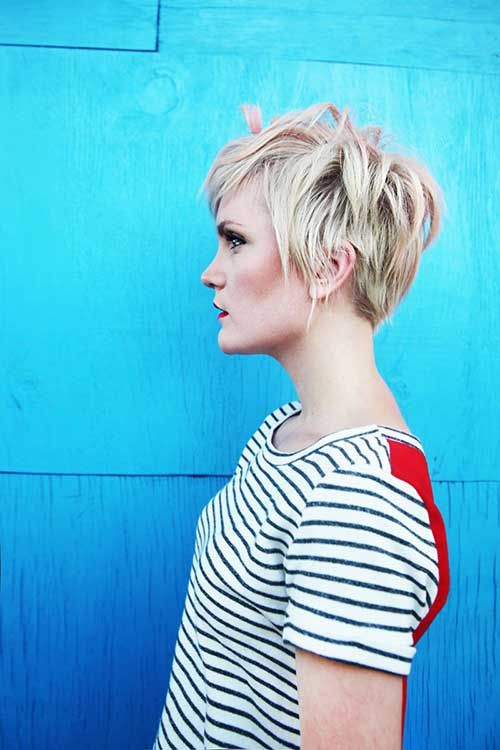 Check out these 15 messy pixie cuts,from Short-Hairstyles: Getting a pixie cut is probably one of the most daring changes you can make with your hair. If you don't like it, all you can do is put on a hat and wait several months for it to grow back. The other common worry about short [...]