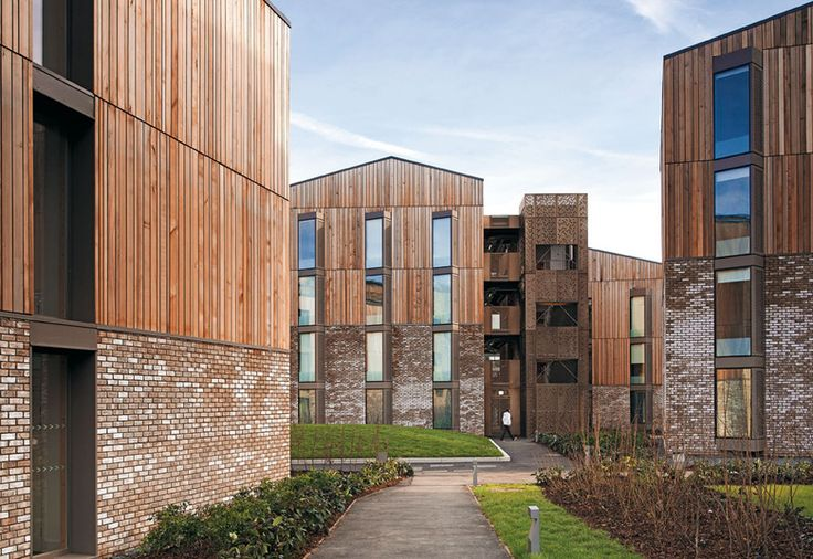 Student Village in Hertfordshire | DETAIL inspiration