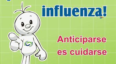 Semana nacional: Vacuna contra la Influenza o Gripe