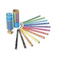 Fra pochi giorni ricomincia la scuola? Dai un'occhiata alle matitine colorate dell'UNICEF. Ecologiche e bellissime.