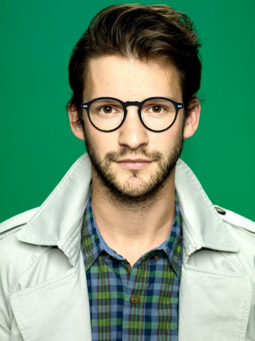 round glasses men Round glasses Pinterest Round ...