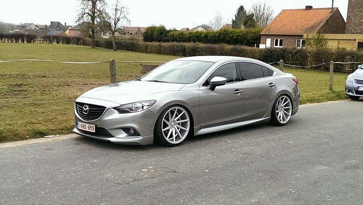 Все сильнее и сильнее влюбляюсь в серый цвет! . Место обитания аппарата: Limburg Belgium . MAZDA 6 Body Kit by @mv_tuning Website: http://mv-tuning.ru #MVTUNING #Mazda6 #アテンザ #atenza #tuningmazda #мазда #мазда6 #Mazda #drive2 #тюнингмазда #mazdaclub #mazdacollective #fitment #atenza #mazda62015 #mymazda #mazdafitment #mazdamovement #mazdaonstyle #mazdaworld #mazdausa #mazda6club #vossen #vossenwheels by mv_tuning