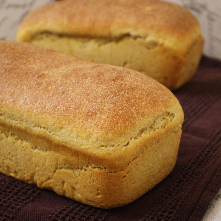 KAMUT bread loaves #bakeyourownbread