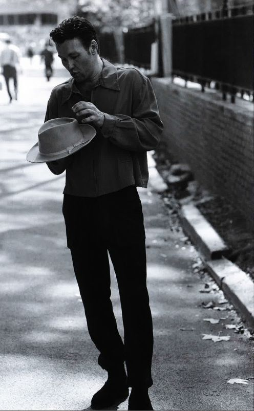Actor Joel Edgerton wearing the Stetson Stratoliner in the January 2017 issue of Vogue Australia.  Shop the Stetson Stratoliner at www.delmonicohatter.com.