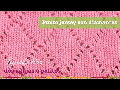 Jersey con rombos