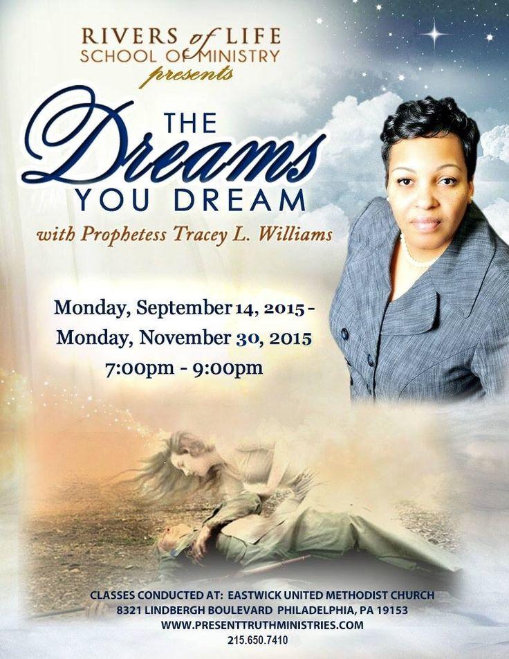 The Dreams You Dream Course
