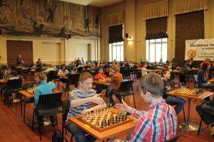 IV Szachowe Mistrzostwa Świdnicy Juniorów, 01.03.2014