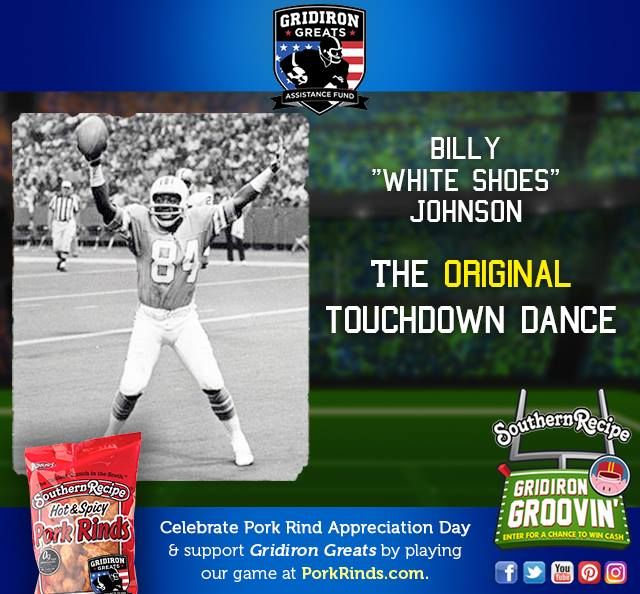 With the return of the end zone celebration, and #PorkRindAppreciationDay coming soon, we're giving away $2,500! Enter your #touchdown dance for your chance to #win!  . . . #Snacks #Protein #TravelSnacks #Recipes #Recipe #PorkRind #PorkRinds #Delicious #foodie #PorkRindAppreciationDay #GridironGroovin #Touchdown #Contest #Win #Football #SuperBowl #BigGame