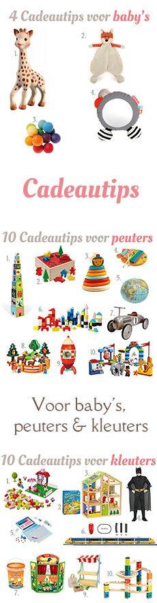 25 beste idee n over peuter kerst op pinterest for Cadeautips voor kinderen