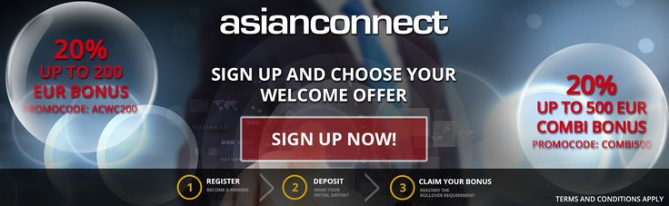 If you are looking for reliable sports betting broker or if you are not satisfied with the betting site you have been using up until now, don't delay, SUBSCRIBE NOW and get the newcomer's offer! https://asianconnect88.com/promotion/