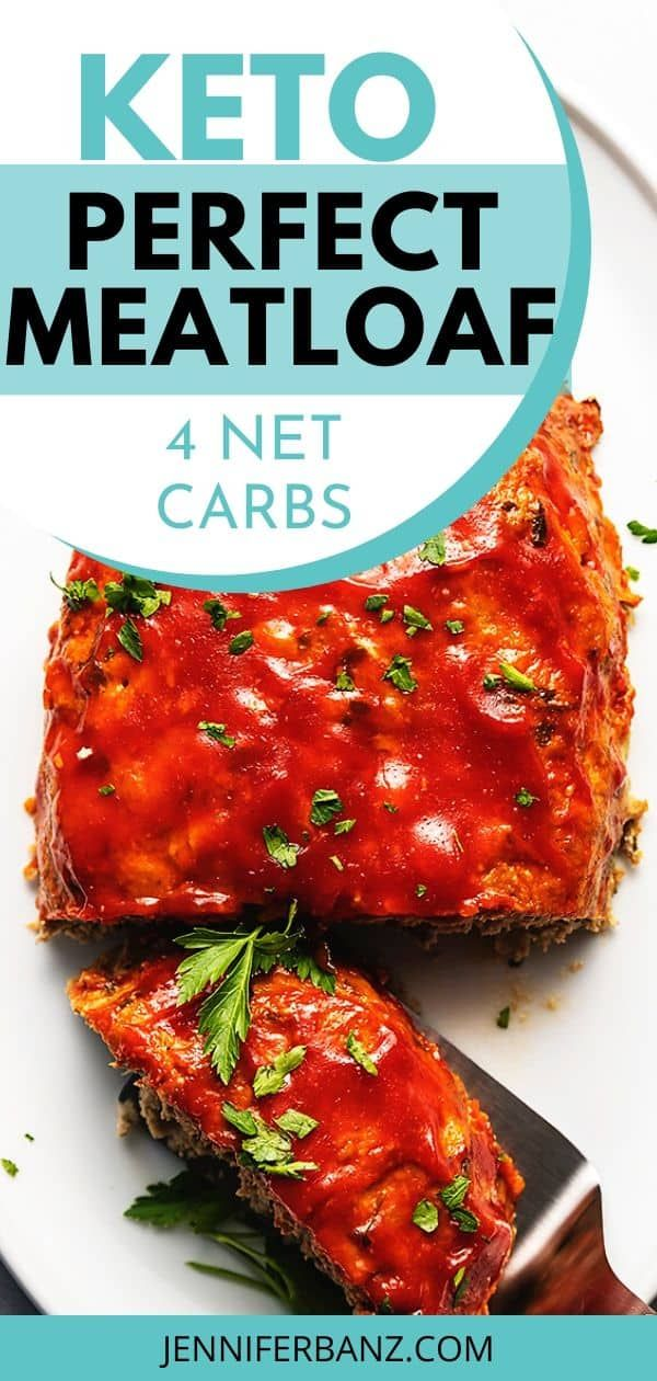 Sometimes You Just Want Turkey Meatloaf And This Keto Turkey Meatloaf Has So Much Flavor Serve Wit In 2020 Turkey Meatloaf Best Easy Meatloaf Recipe Perfect Meatloaf