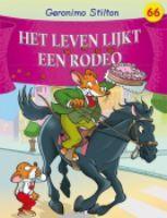 Recensie van Myrthe over Geronimo Stilton - Het leven lijkt een rodeo (Geronimo Stilton 66) | http://www.ikvindlezenleuk.nl/2015/08/geronimo-stilton-het-leven-lijkt-een-rodeo/