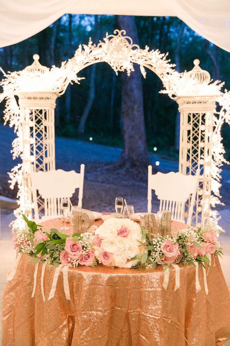 1000 ideas about gold tablecloth on pinterest wedding