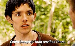 2x04 gif set of Colin and Bradley's commentary. Bradley's comment at the end makes it