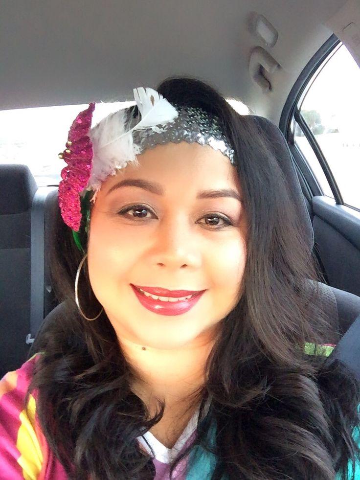 Carnaval de Barranquilla - Adorno para la cabeza / headband